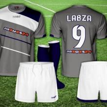 Projekt i wydruk koszulek piłkarskich