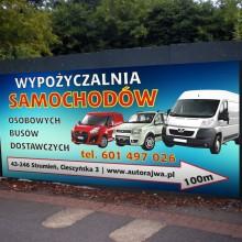 Projekt i montaż foli reklamowej